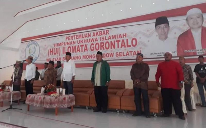 Bupati Bolsel Ajak Ormas Islam Perekat Ukhuwah Wathaniyah