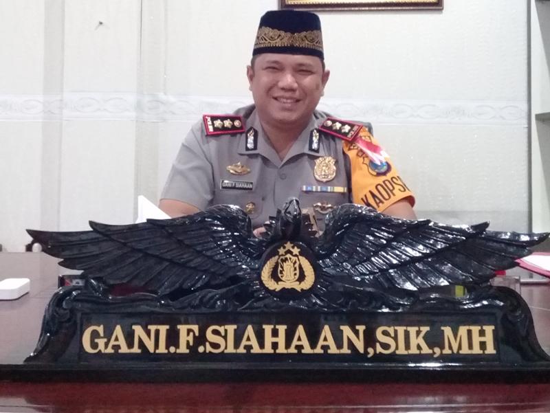 Kapolres Bolmong Dalami Dugaan Keterlibatan Anggotanya Soal Peredaran Sabu