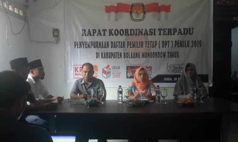Bawaslu Temukan 384 Pemilih Ganda di Kabupaten Boltim