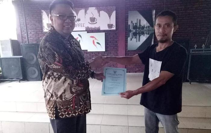 Nasrun Koto, Caleg NasDem Bantu Ratusan Pelaku UKM