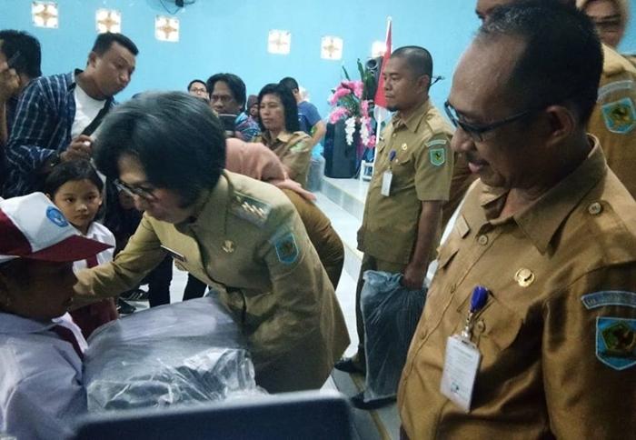 Bupati Bolmong Minta Kualitas Guru Terus Ditingkatkan