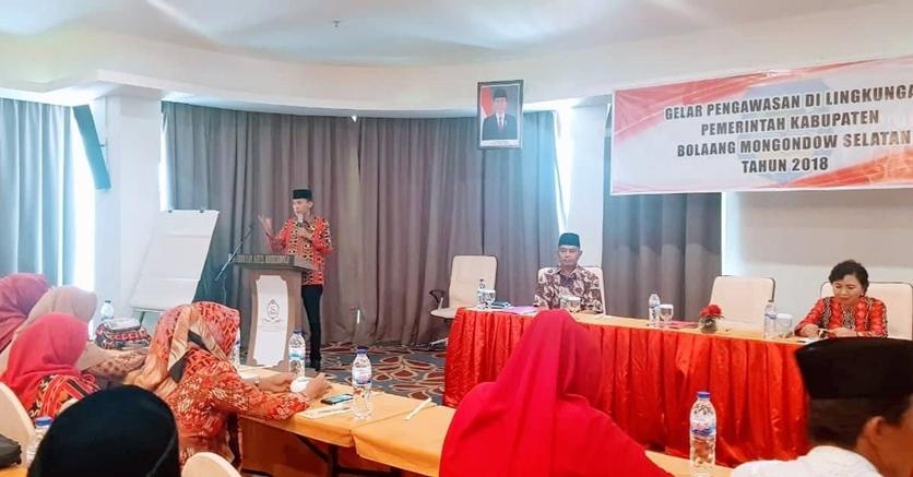 Buka Gelar Pengawasan, Iskandar Ajak Kepala Desa Komitmen Bekerja Lebih Baik dan Profesional