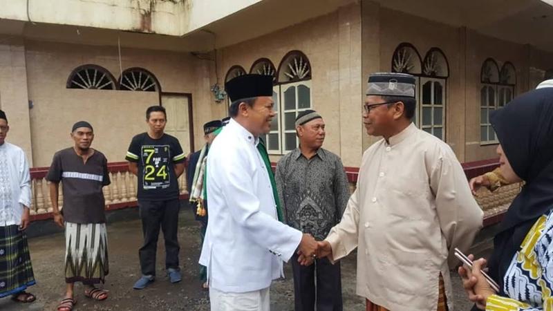 Caleg PDIP Ini Setiap Pekan Diundang Jamaah Masjid Mengisi Khutbah Jumat