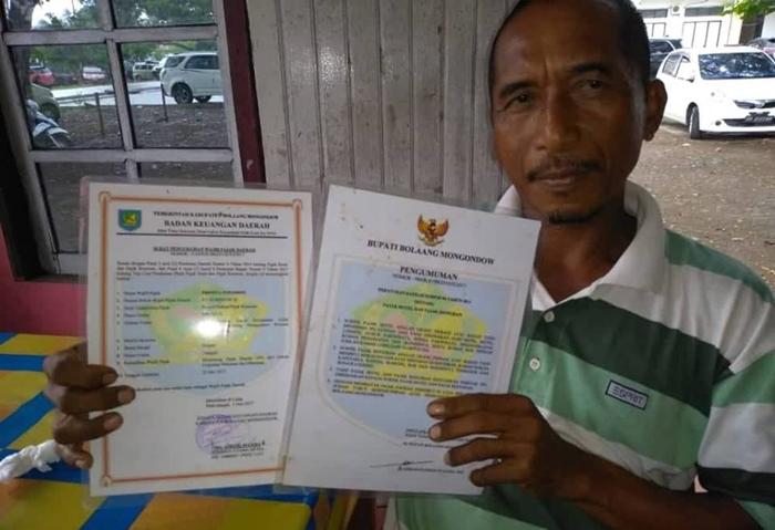 Pemilik Rumah Makan di Bolmong Bingung Soal Pembayaran Retribusi Pajak