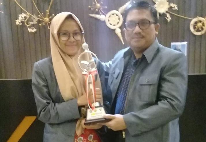 Kafilah Asal Sulut Raih Juara Hafizhah Terbaik diMTQ Tingkat Nasional