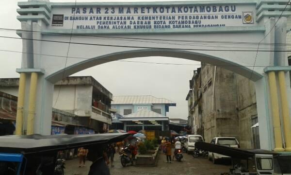 Perda Retribusi Pedagang di Kotamobagu Dinilai Memberatkan