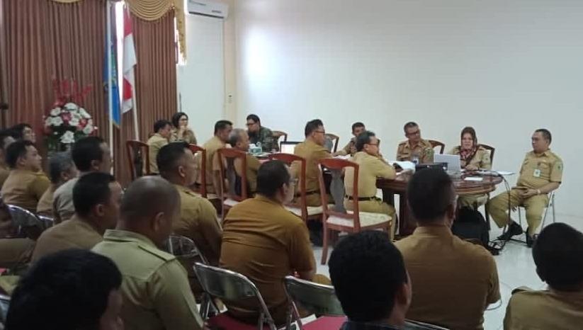 Ini Yang Disampaikan Tim KPK Saat Pertemuan Bersama Jajaran Pemkab Bolmong