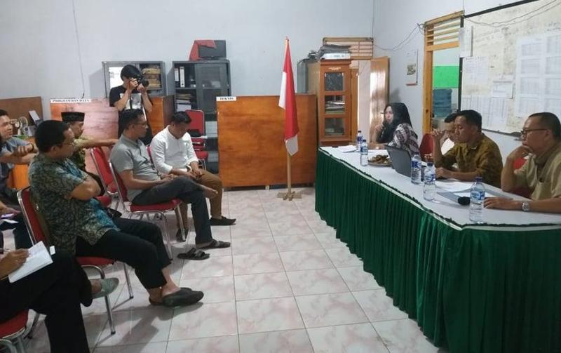 KPU Bolmong Siapkan Baliho Untuk Setiap Parpol Peserta Pemilu