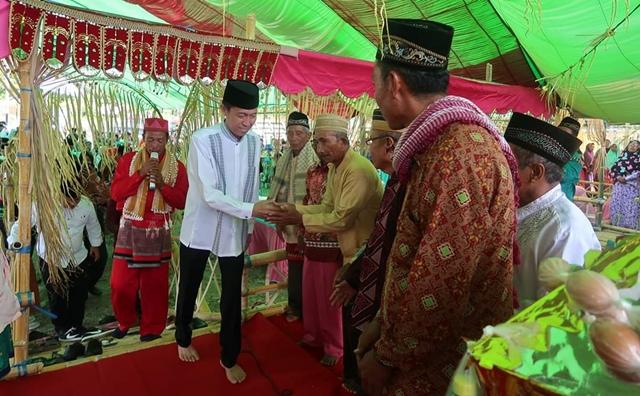 Festival Tolrangka di Bolsel Berlangsung Meriah