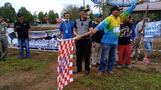 Kejurda Grasstrack Piala Bupati Bolmong Resmi Dibuka