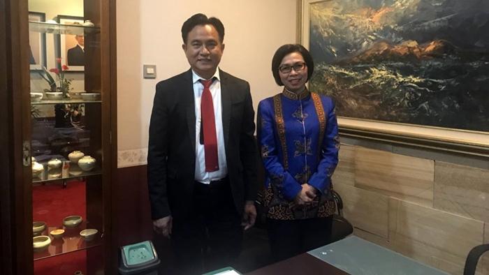 Pemkab Bolmong Resmi Ajukan Judicial Review  ke MA Soal Batas Daerah