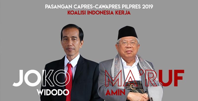 Survey CAP di BMR, PDIP Pendongkrak Utama Suara Jokowi-Amin