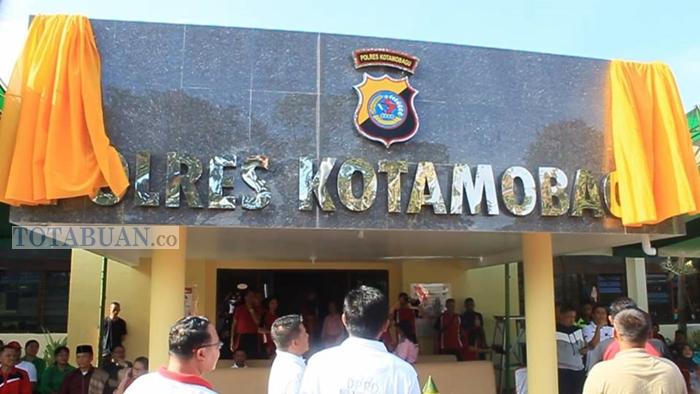 Ini Penjelasan Kapolres Soal Pergantian Nama Polres Kotamobagu