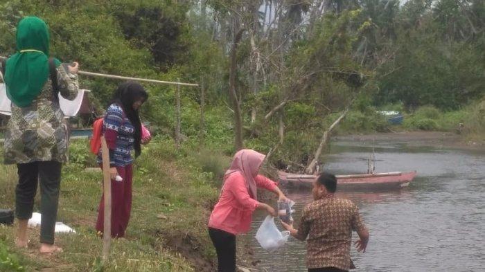 Awas, Sungai Buyat Boltim Tercemar