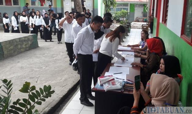 Enam Peserta CPNS Bolmong Tak Lulus Karena Lakukan Ini