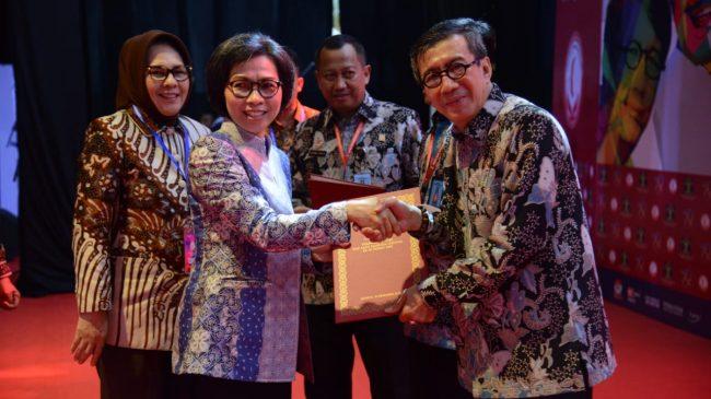 Bolaang Mongondow Terima Penghargaan HAM 2018
