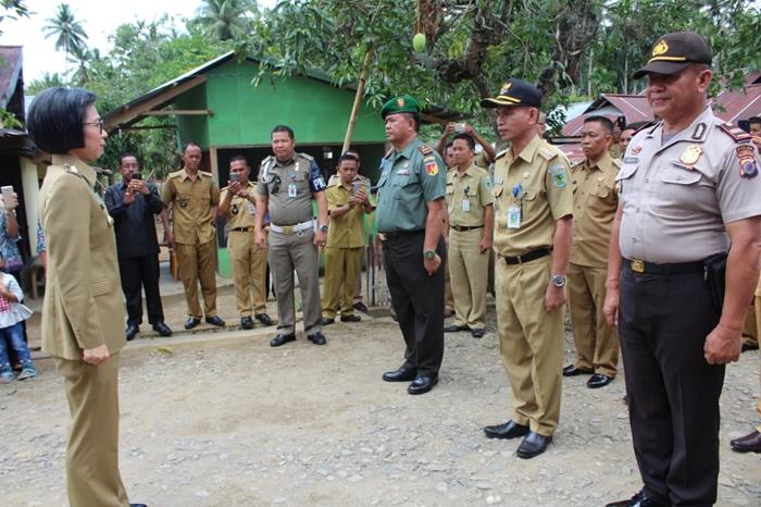Bupati Minta Masyarakat Laporkan Penyalahgunaan Dana Desa