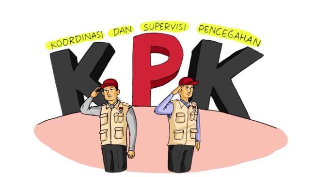 Kabupaten Bolmong Rangking Dua dari Bolsel Korsupgah KPK