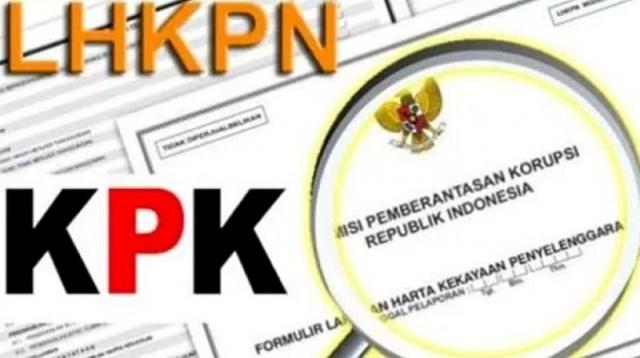 Baru 20 Persen Pejabat Bolmong Laporkan Harta Kekayaan di KPK