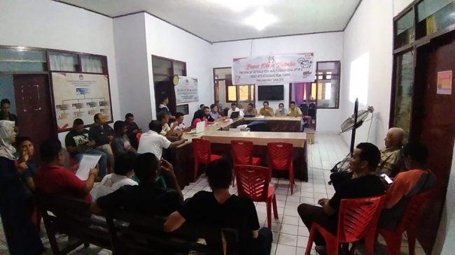 DPT Pemilu 2019 Kota Kotamobagu Sebanyak 90.940 Orang