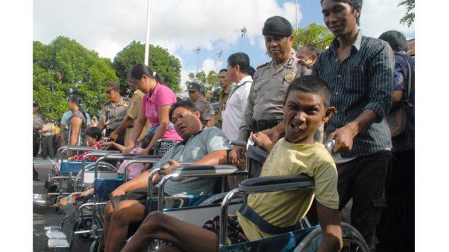 101 Orang Penyandang Disabilitas di Kota Kotamobagu Masuk DPT Pemilu 2019