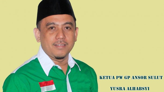 Ansor Sulut Siap Bantu TNI-Polri Jaga Perayaan Natal dan Tahun Baru