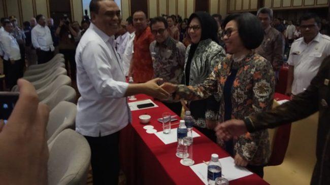 Bupati Bolmong Hadiri Pertemuan dengan Menpan RB Terkait Pengadaan P3K