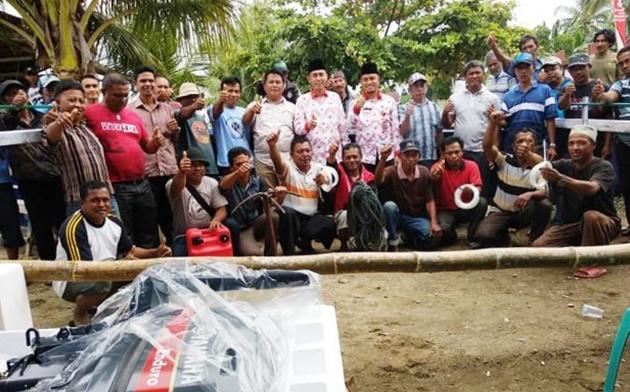 Pemkab Bolsel Asuransikan Ribuan Nelayan Melalui Kartu Asuransi Nelayan