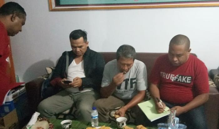 DPO Kejati Maluku Utara Berhasil Ditangkap Di Desa Tolondadu Bolsel