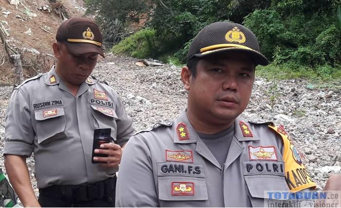 Nama Kapolres Kotamobagu AKBP Gani Fernando Siahaan Dicatut Untuk Minta Uang