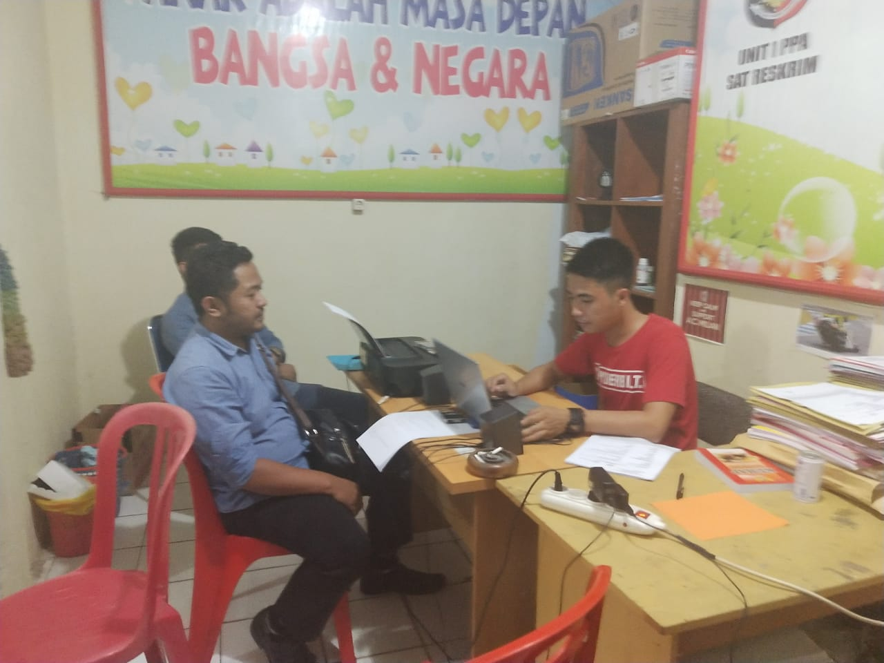 Bupati Bolmong Resmi Laporkan Jainuddin ke Polres Kotamobagu