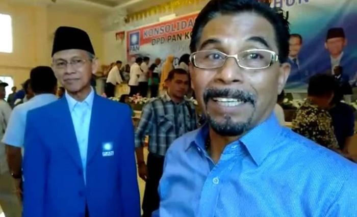 Kader PAN Jagokan Sehan Landjar Maju Pilkada Sulut