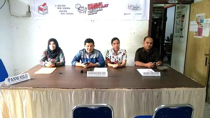 KPU Boltim: Janter Sudah Tak Memenuhi Syarat Lagi
