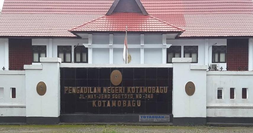 Hakim PN Kotamobagu Kembalikan Gugatan Mama Oting