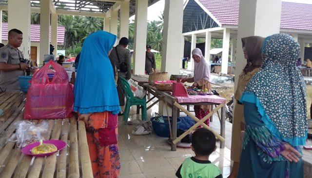 Pasar Pondabo Tutuyan Sepi Pembeli, Pedagang Merugi