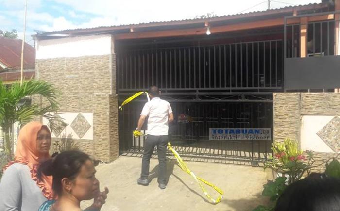 Polisi Buka Police Line di Rumah Meysi