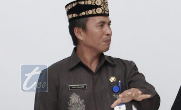 Sekda Bolmong Umumkan Tahapan Lelang Jabatan