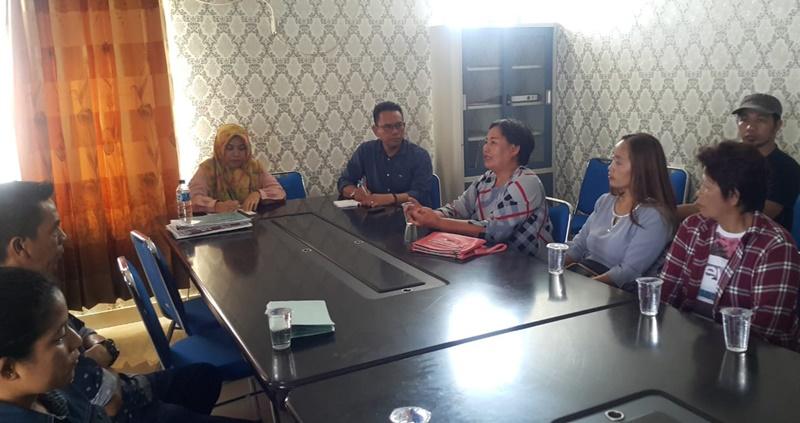 Pedagang Modayag Mengadu ke DPRD Soal Adanya Pungli