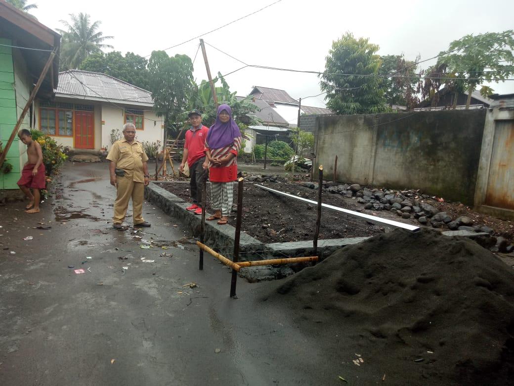 70 Unit RTLH Bolmong Mulai Dibangun