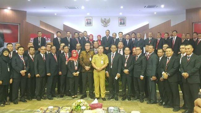 Sekretaris DRPD Boltim Ikut Diklat PIM II di BPSDM