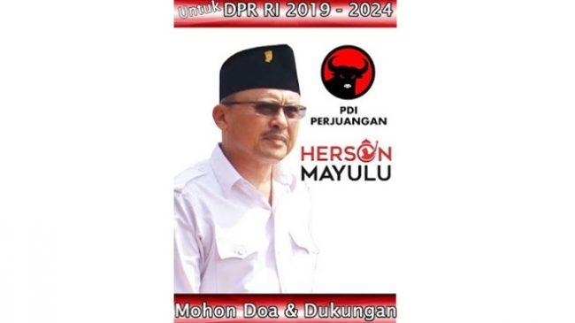 Herson Mayulu Raih Dukungan Suara Terbanyak di Straw Poll