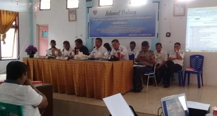 DPRD Boltim Siap Kawal Aspirasi Lewat Musrenbang Tingkat Kecamatan