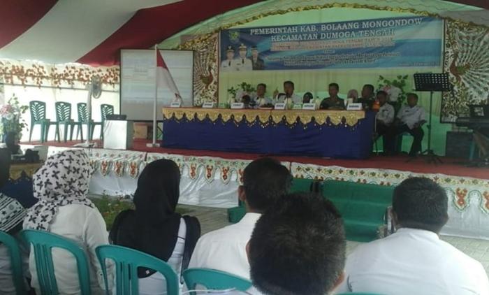 Musrenbang Kecamatan Dumoga Tengah Dibuka