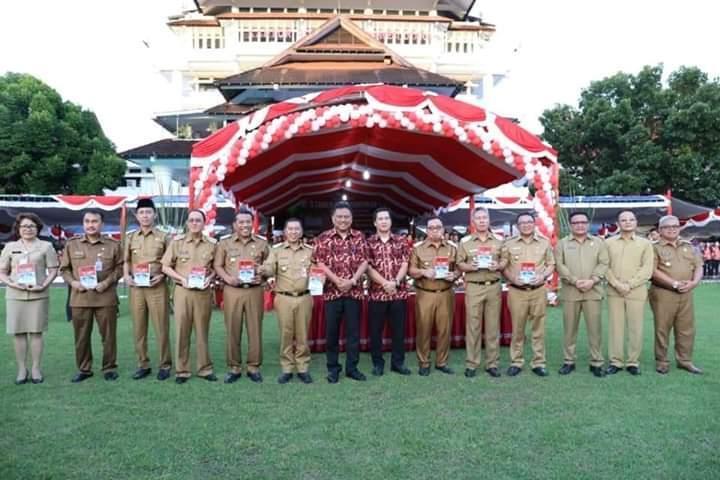 Bupati Bolsel: Selamat Atas Tiga Tahun Kepemimpinan OD-SK di Sulut