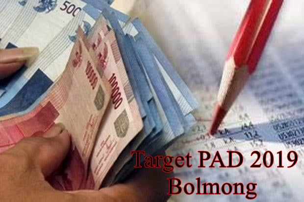 PAD Bolmong Tahun 2019 Naik Menjadi 42 Miliar
