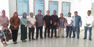 Komisi II Gorut Studi Komparasi di DPRD Boltim