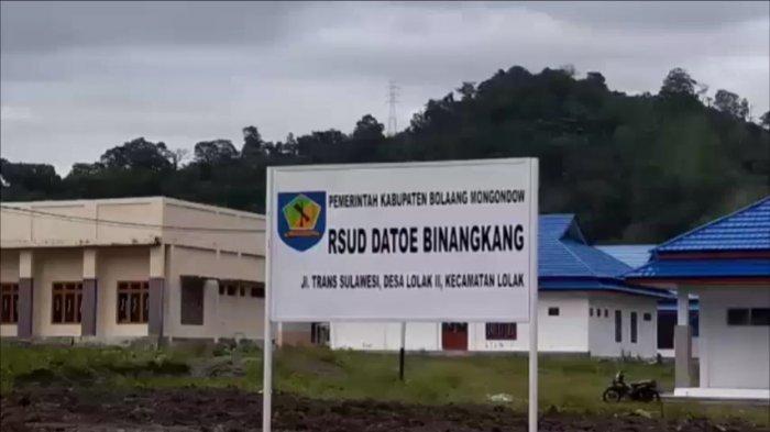 Pemkab Bolmong Upayakan Status Rumah Sakit Datoe Binangkang Naik Tipe B