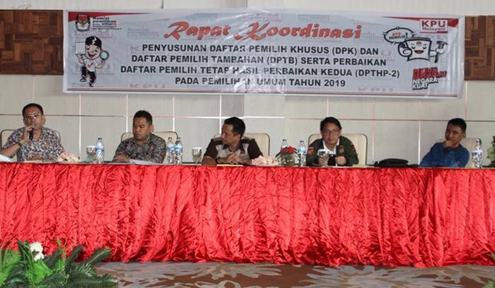 KPU Kotamobagu Buka Posko Layanan Pindah Memilih