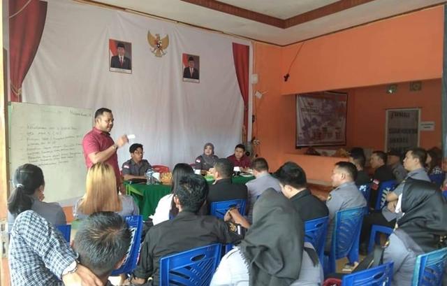 Bawaslu Bolmong Ingatkan Sanksi Pidana Untuk ASN Terlibat Politik Praktis