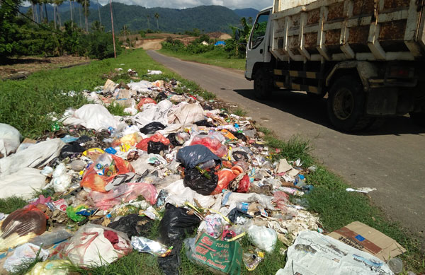 Per Hari Produksi Sampah di Boltim Capai 51,23 Ton